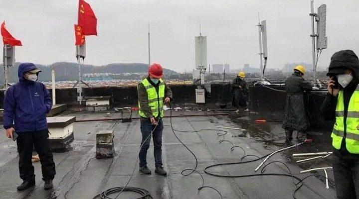 Huawei-5G-China-Wuhan