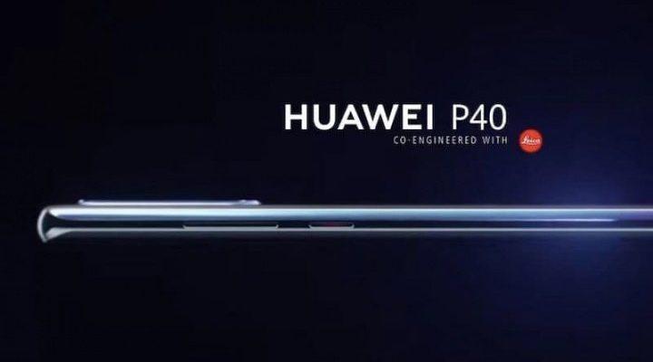 Huawei P40 Pro Poster