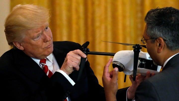 Trump Drones