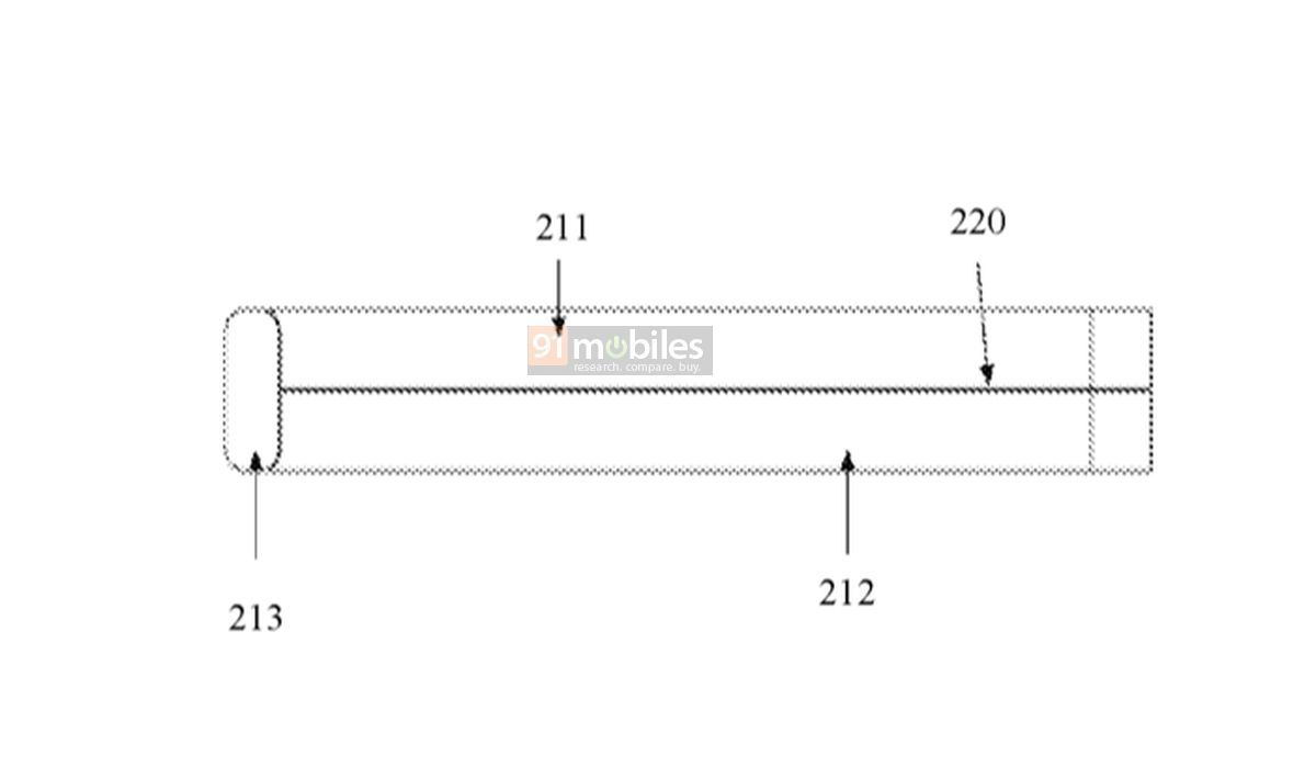 Xiaomi Foldable patent 1