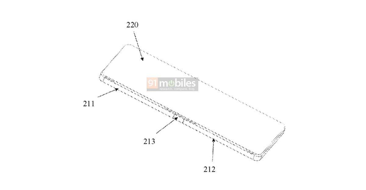 Xiaomi Foldable patent 2