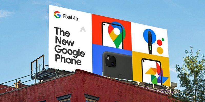 Pixel 4a Billboard 2
