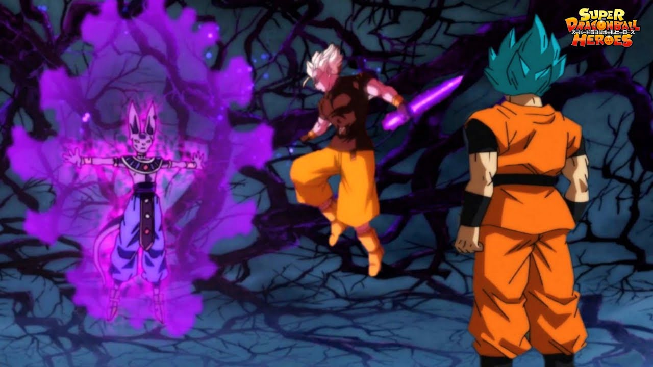 Watch the new opening of 'Dragon Ball Heroes'