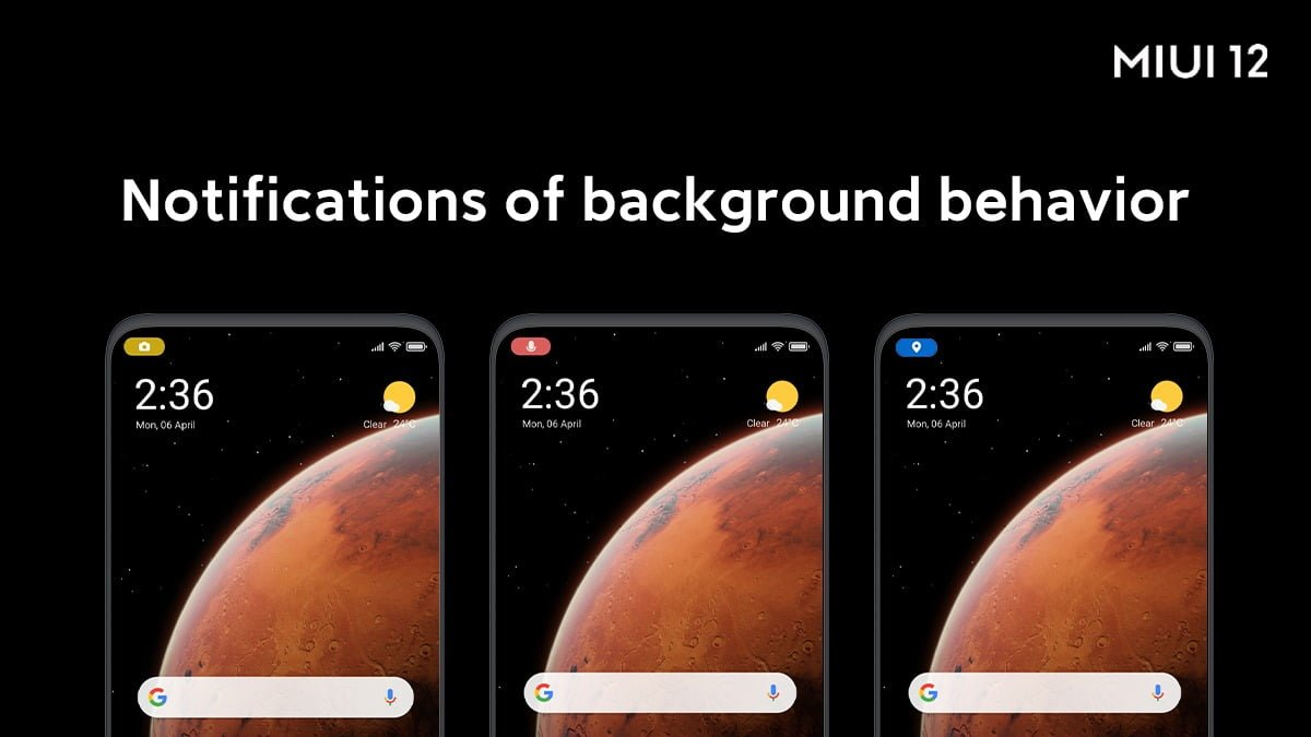MIUI 12 Notifications