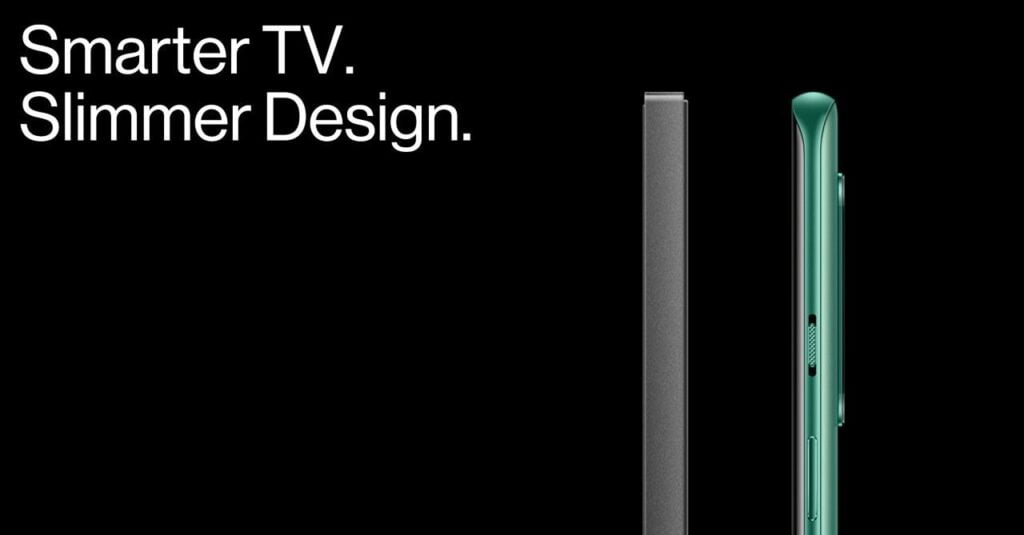 OnePlus TV Design 2