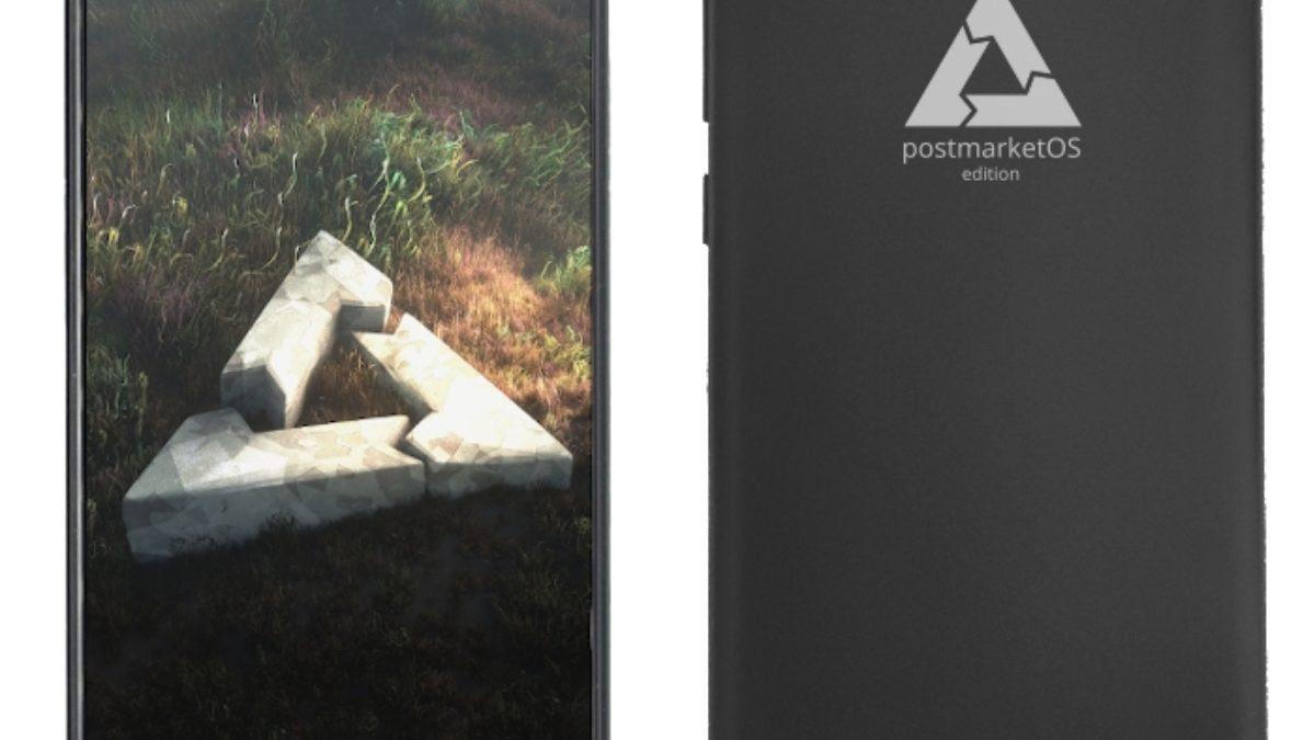 PinePhone Postmarket OS