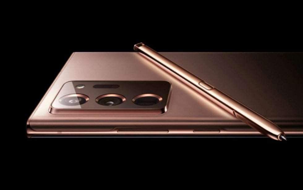 Galaxy Note 20 Bronze