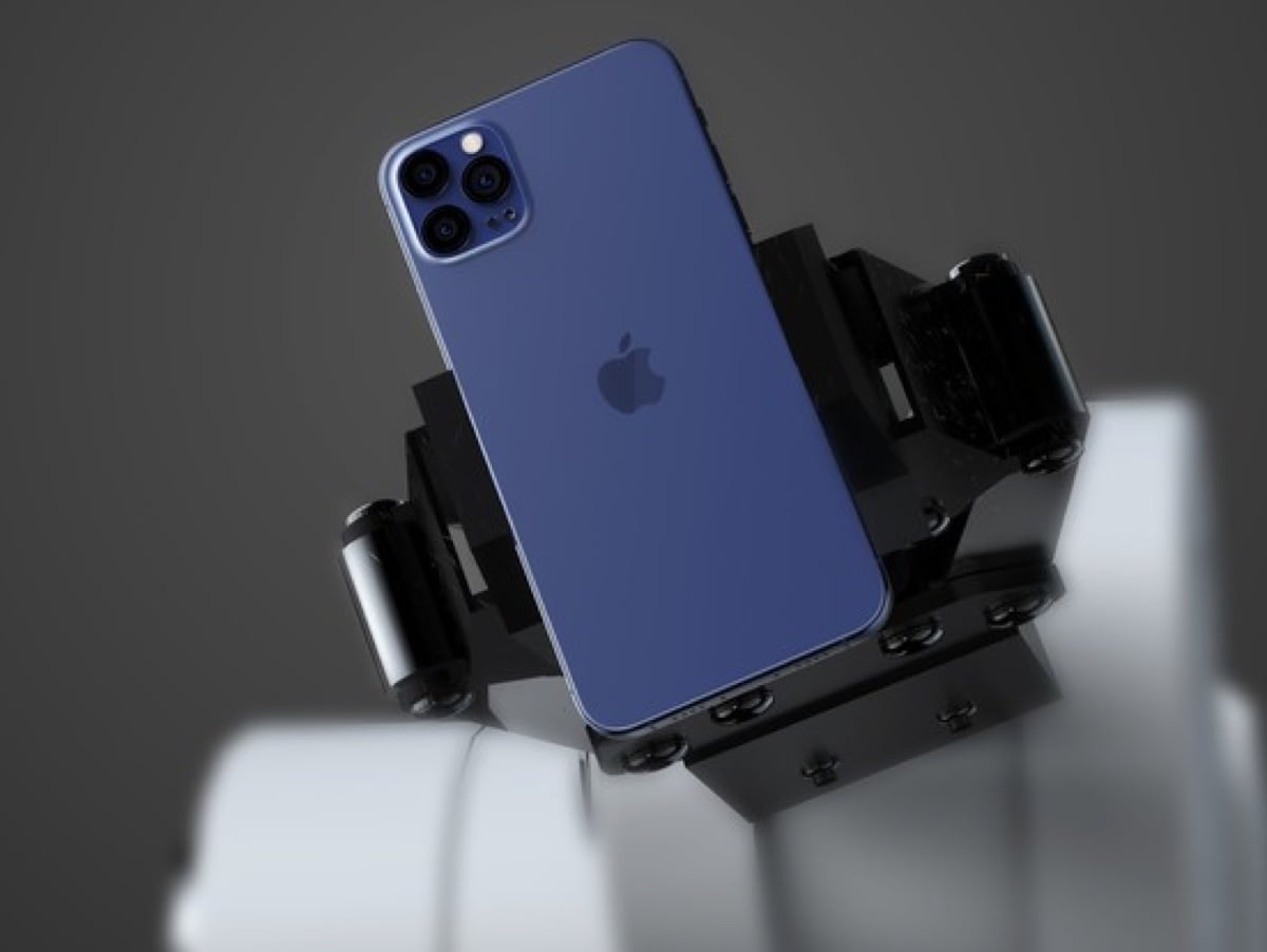 iPhone 12 Navy Blue could replace the Midnight Green color