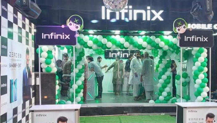 Infinix Karachi