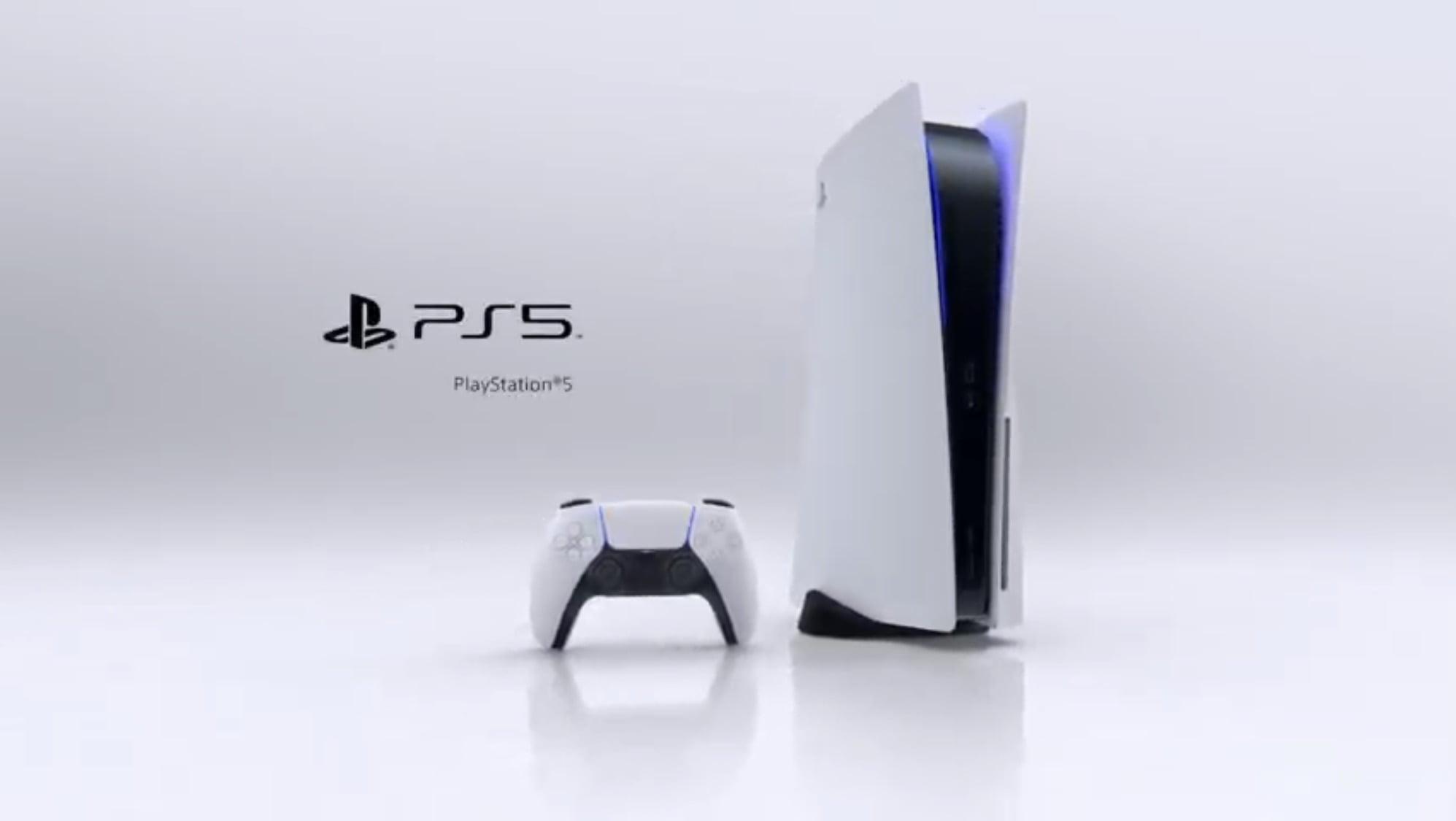 Here is Playstation 5, the design console that splits in two