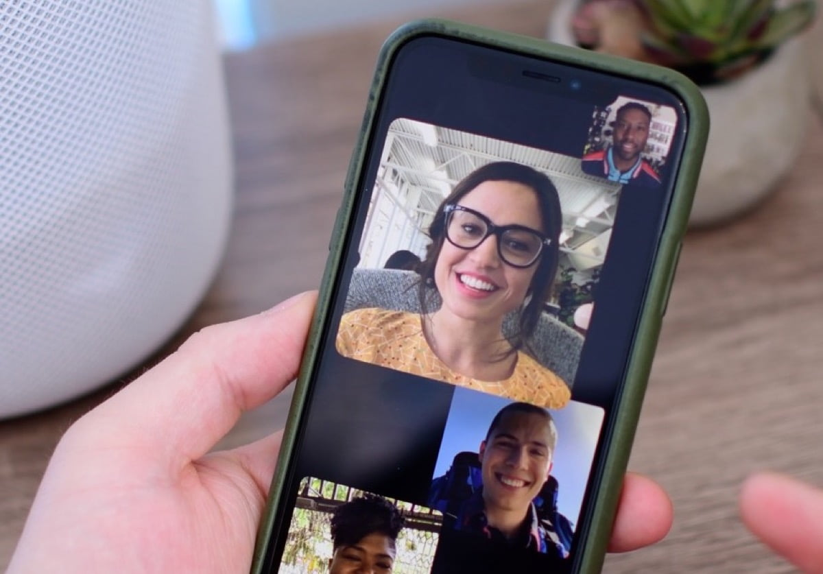 iOS 14.2 implicitly added FaceTime HD at 1080p resolution