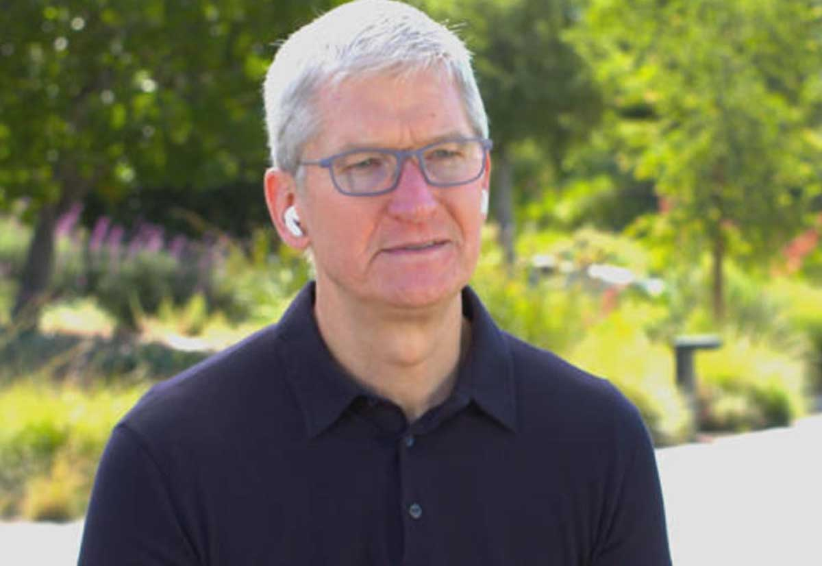 Tim Cook: Big announcement from Apple tomorrow
