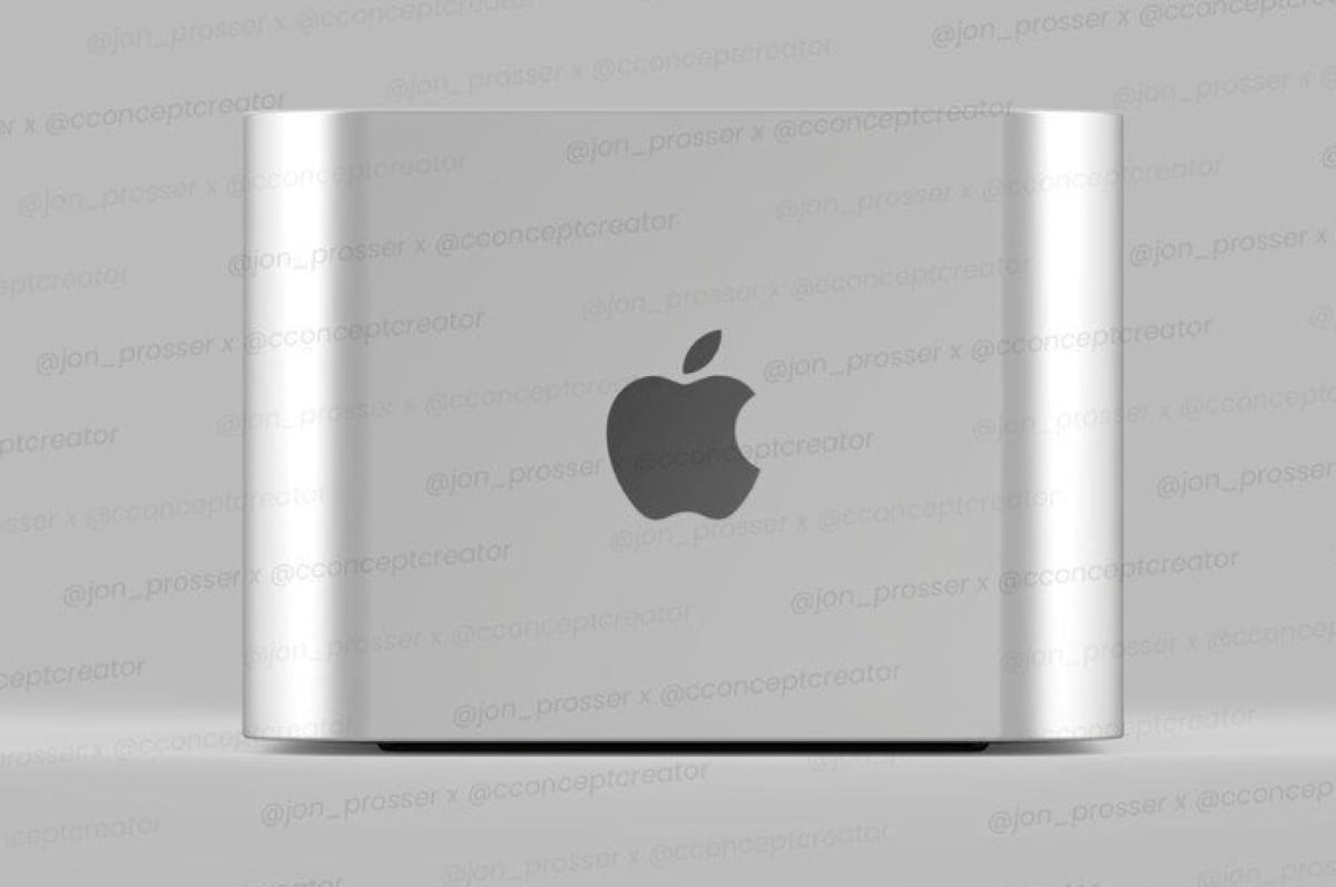 The new Mac Pro awaited with modern G4 Cube style design