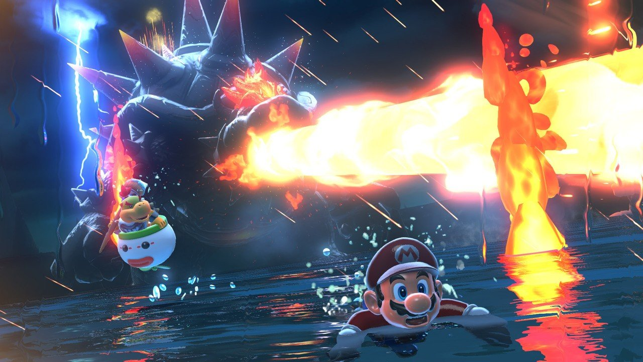 Nintendo denounces Bowser