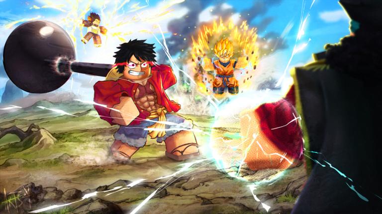 Roblox Anime Warriors